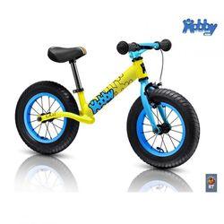 Велобалансир беговел Hobby-bike RT original Balance Twenty two 22 yellow aluminium