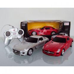 Машина радиоуправляемая Mercedes SLS AMG 1:24 40100