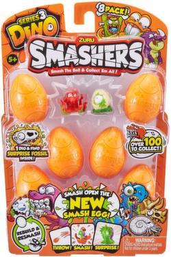 Zuru Smashers Дино-сюрприз в яйце 7438
