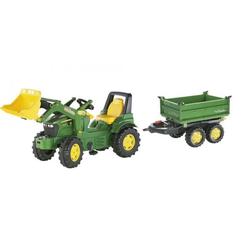 Rolly Toys трактор педальный rollyFarmtrac John Deer Premium 710027/122004 от 4-х лет