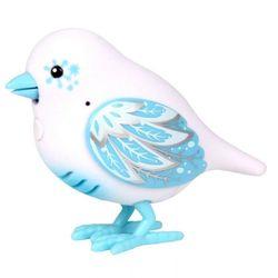 Говорящая птичка Little Live Pets Снежинка, белая 28039