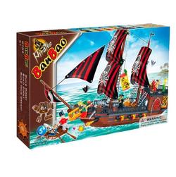 Banbao конструктор Пираты Непобедимый корабль 850 деталей 8702