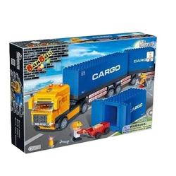 Banbao конструктор Грузовик Cargo 562 деталей 8763