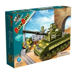 Banbao конструктор танк 260 деталей 8234