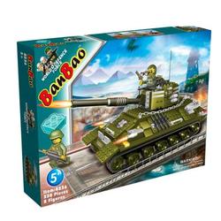 Banbao конструктор Танк 330 деталей 8236