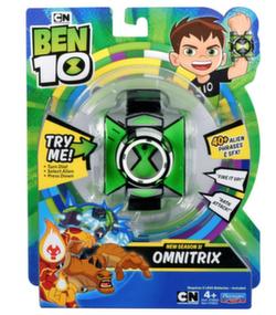 Бен 10 Часы Омнитрикс новый сезон 3 76953