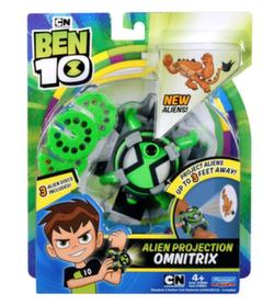Бен 10 Часы с проектором Омнитрикс (проектор - 2)76954