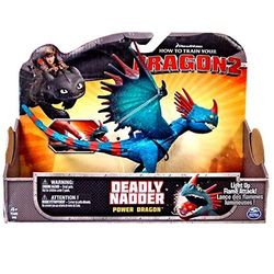 Игрушки Драконы 2 Dragons Боевой дракон Громгильда Deadly Nadder 66574/15