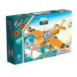 Banbao конструктор Военный истребитель 190 деталей  8244