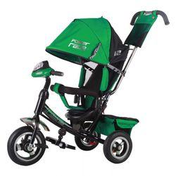 Велосипед Power Trike Race трехколесный зеленый