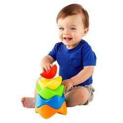 Развивающая игрушка Пирамидка Oball 81106