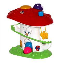Развивающая игрушка Забавный гриб Полесье 47892