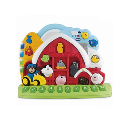 Chicco Развивающая игрушка Говорящая ферма 60079.00