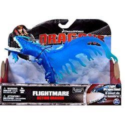 Игрушка Драконы 2 Dragons Боевой дракон Крылатый ужас Flightmare 66550/9