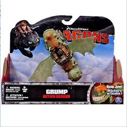 Игрушка Драконы 2 Dragons Боевой дракон Сарделька Gronckle 66550/8