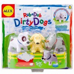 Набор для игр в ванной Вымой щенка Alex 825DN