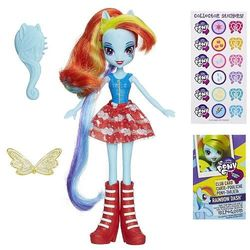 Кукла Рэйнбоу Дэш My Little Pony Equestia Girls Rainbow Dash A3994h/ 4100