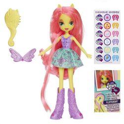 Кукла My Little Pony Флаттершай Fluttershy Equestria Girls A4099/A3994