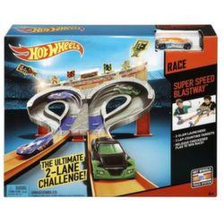 Игровой набор Хот Вилс Супер Гонка Hot Wheels CDL49
