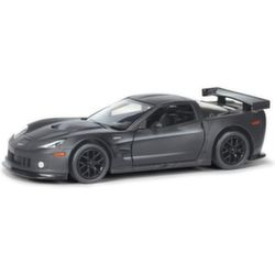 Коллекционная модель 1:32 Chevrolet Corvette C6.R металл 554003M