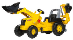 Rolly Toys Трактор педальный rollyJunior New Holland Constr 813117 от 4-х лет