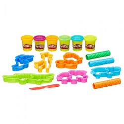 Пластилин Play-Doh Веселое сафари B1168