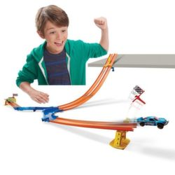 Хот Вилс Трек Двойной спуск Hot Wheels BGJ08/3