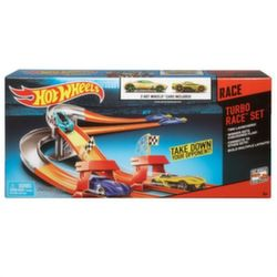 Хот Вилс Трек Турбо Гонка Turbo Race Hot Wheels BGJ08/10