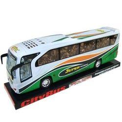 Автобус инерционный со звуковыми и световыми эффектами 3088C