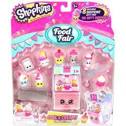 Игровой набор Шопкинс Вкусная ярмарка Мороженое Shopkins 56092