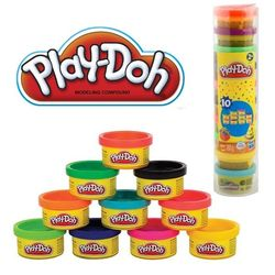 Play-Doh 10 мини-баночек пластилина 22037