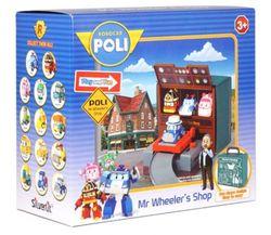 Робокар Поли Мастерская Уиллера (без машин) Robocar Poli 83247