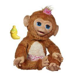 Смешливая обезьянка FurReal Friends A1650 интерактивная