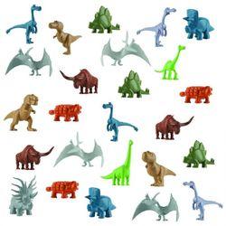 Игровой набор Хороший динозавр Мир динозавров 25 мини-фигурок 62321