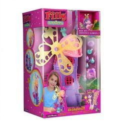 Игровой набор Filly Бабочки с блестками Ветряная мельница M770132-3850