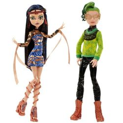 Монстер Хай Куклы Клео де Нил и Дьюс Горгон Monster High