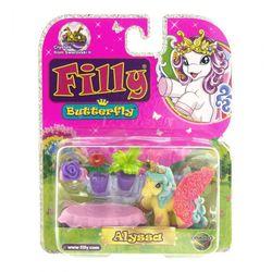 Набор игровой Filly Бабочки с блестками, фигурка с аксессуарами M770138-3850