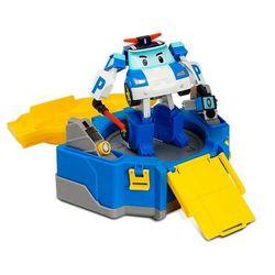 Робокар Поли Кейс с трансформером Поли 12,5 см Robocar Poli 83072