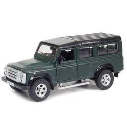 Металлическая инерционная машинка Land Rover Defender 1:32 554006M(C)