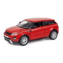 Металлическая инерционная машинка Range Rover Evoque 1:32 554008M(A)