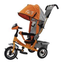 Велосипед Power Trike Race трехколесный оранжевый