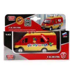 Машина Технопарк Газель игрушки CT-1276-10