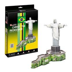 3D пазл объемный Статуя Христа-Искупителя Бразилия C187h