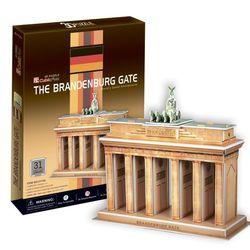 3D пазл объемный Бранденбургские ворота Берлин C712h