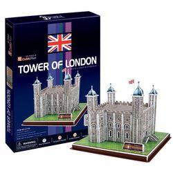 3D пазл объемный Лондонский Тауэр Великобритания C715h