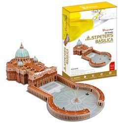 3D пазл объемный Собор Святого Петра Ватикан, Италия MC092h-no