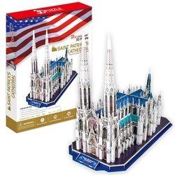 3D пазл объемный Собор Святого Патрика США MC103h