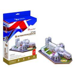 3D пазл объемный Вестминстерское аббатство Великобритания MC121h
