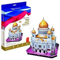 3D пазл объемный Храм Христа Спасителя MC125h