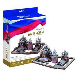 3D пазл объемный Кижи Россия MC163h